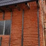Напыляемый утеплитель  для дома и квартиры, Киров