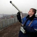 Замер радиации профессиональным дозиметром, Киров